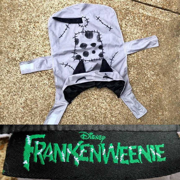 Disney Frankenweenie Dog Hoodie-Dog Costume & Disney Other | Frankenweenie Dog Hoodiedog Costume | Poshmark